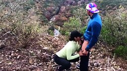 Malay Couple Loves Having Sex During Hiking Adventure